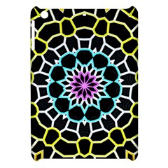 Colored Window Mandala Apple Ipad Mini Hardshell Case by designworld65