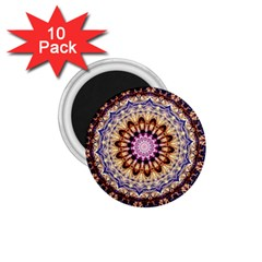 Dreamy Mandala 1 75  Magnets (10 Pack)  by designworld65