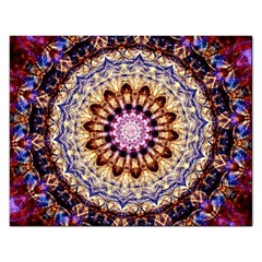 Dreamy Mandala Rectangular Jigsaw Puzzl by designworld65