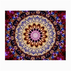 Dreamy Mandala Small Glasses Cloth by designworld65