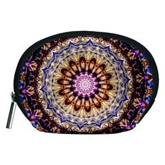 Dreamy Mandala Accessory Pouches (medium)  by designworld65