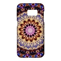 Dreamy Mandala Samsung Galaxy S7 Hardshell Case  by designworld65