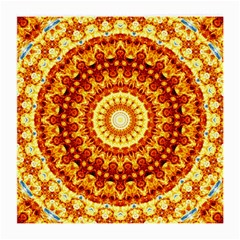 Powerful Love Mandala Medium Glasses Cloth (2 Side) by designworld65