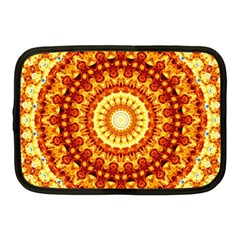 Powerful Love Mandala Netbook Case (medium)  by designworld65