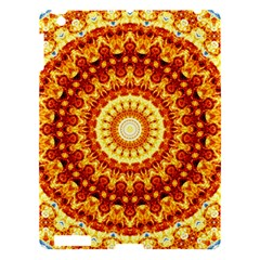 Powerful Love Mandala Apple Ipad 3/4 Hardshell Case by designworld65