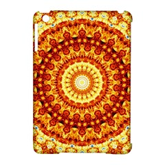 Powerful Love Mandala Apple Ipad Mini Hardshell Case (compatible With Smart Cover) by designworld65
