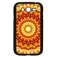 Powerful Love Mandala Samsung Galaxy Grand Duos I9082 Case (black) by designworld65