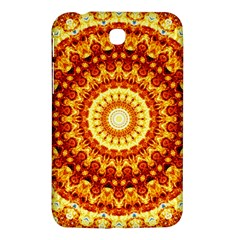 Powerful Love Mandala Samsung Galaxy Tab 3 (7 ) P3200 Hardshell Case  by designworld65