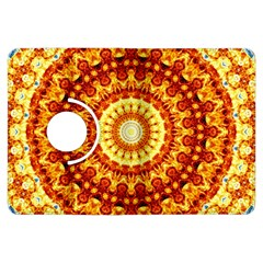 Powerful Love Mandala Kindle Fire Hdx Flip 360 Case by designworld65