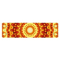 Powerful Love Mandala Satin Scarf (oblong) by designworld65