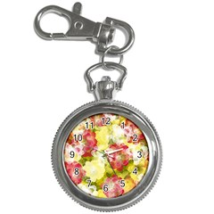Flower Power Key Chain Watches