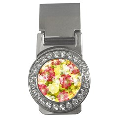 Flower Power Money Clips (cz)  by designworld65