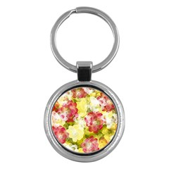 Flower Power Key Chains (round)