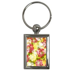 Flower Power Key Chains (rectangle)