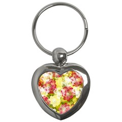Flower Power Key Chains (heart)