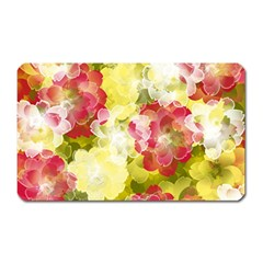 Flower Power Magnet (rectangular)