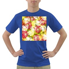 Flower Power Dark T Shirt