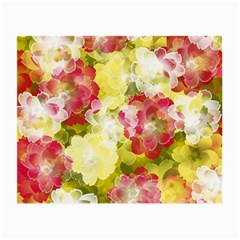Flower Power Small Glasses Cloth
