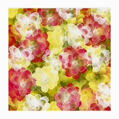 Flower Power Medium Glasses Cloth (2 Side) by designworld65