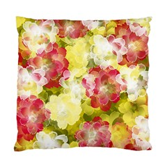 Flower Power Standard Cushion Case (one Side) by designworld65