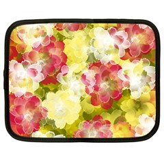 Flower Power Netbook Case (xl)