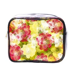 Flower Power Mini Toiletries Bags