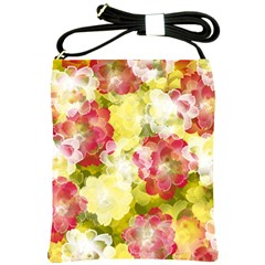 Flower Power Shoulder Sling Bags