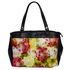 Flower Power Office Handbags