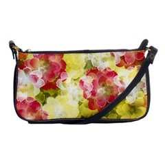 Flower Power Shoulder Clutch Bags