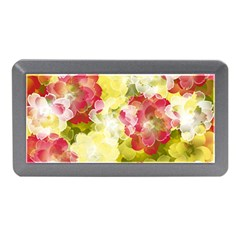 Flower Power Memory Card Reader (mini) by designworld65