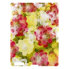 Flower Power Apple Ipad 3/4 Hardshell Case