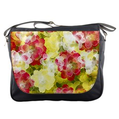 Flower Power Messenger Bags