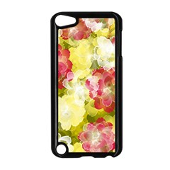 Flower Power Apple Ipod Touch 5 Case (black)