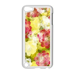 Flower Power Apple Ipod Touch 5 Case (white)