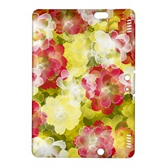 Flower Power Kindle Fire Hdx 8 9  Hardshell Case