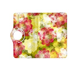 Flower Power Kindle Fire Hdx 8 9  Flip 360 Case