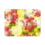 Flower Power Double Sided Flano Blanket (Mini)  35 x27 Blanket Front