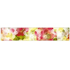 Flower Power Flano Scarf (large)