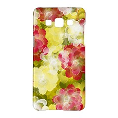 Flower Power Samsung Galaxy A5 Hardshell Case  by designworld65