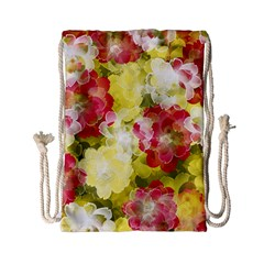 Flower Power Drawstring Bag (small)