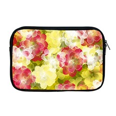 Flower Power Apple Macbook Pro 17  Zipper Case