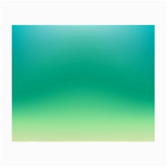 Sealife Green Gradient Small Glasses Cloth (2 Side)