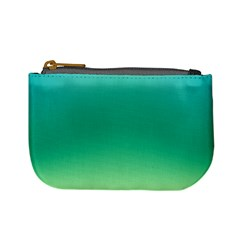 Sealife Green Gradient Mini Coin Purses