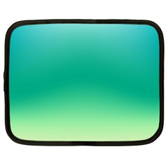 Sealife Green Gradient Netbook Case (xl)