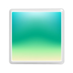 Sealife Green Gradient Memory Card Reader (square)