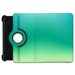 Sealife Green Gradient Kindle Fire Hd 7  by designworld65