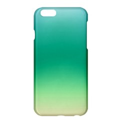 Sealife Green Gradient Apple Iphone 6 Plus/6s Plus Hardshell Case by designworld65