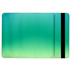 Sealife Green Gradient Ipad Air 2 Flip by designworld65