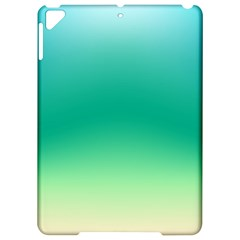 Sealife Green Gradient Apple Ipad Pro 9 7   Hardshell Case by designworld65