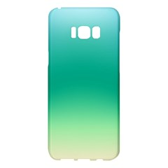 Sealife Green Gradient Samsung Galaxy S8 Plus Hardshell Case